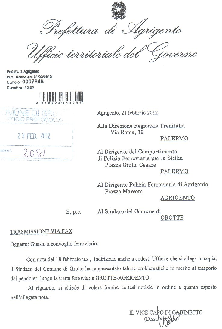 lettere formale